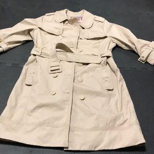 Juicy trenchcoat